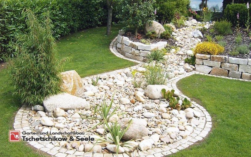 Gartengestaltung - Tschetschiko-Seele GmbH - Garten- und